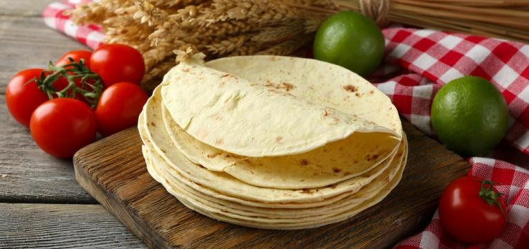 tortilha mexicana