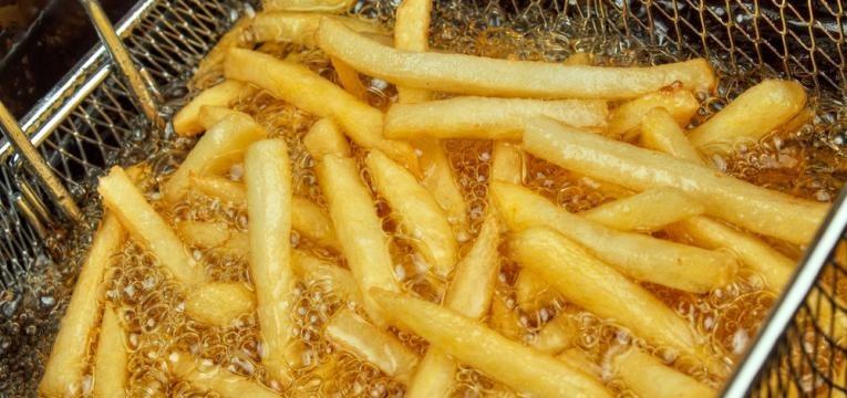 reutilizar oleo de fritar