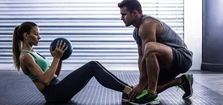 primeira sessao de personal trainer