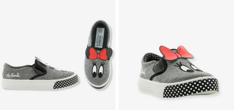 sapatos minnie
