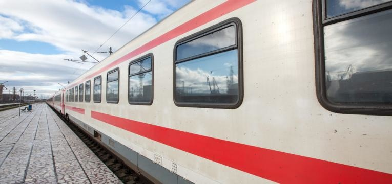 viajar de comboio