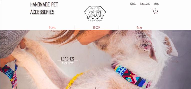 Coleiras para caes e Pets & Props