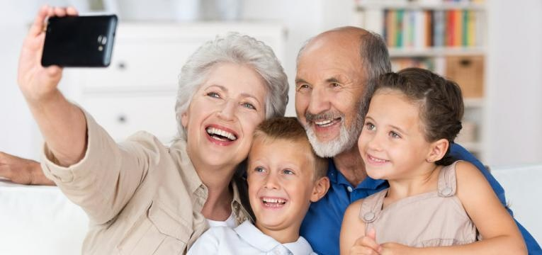 avos e netos