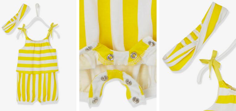 macacao amarelo