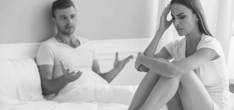 mulher sem vontade sexual