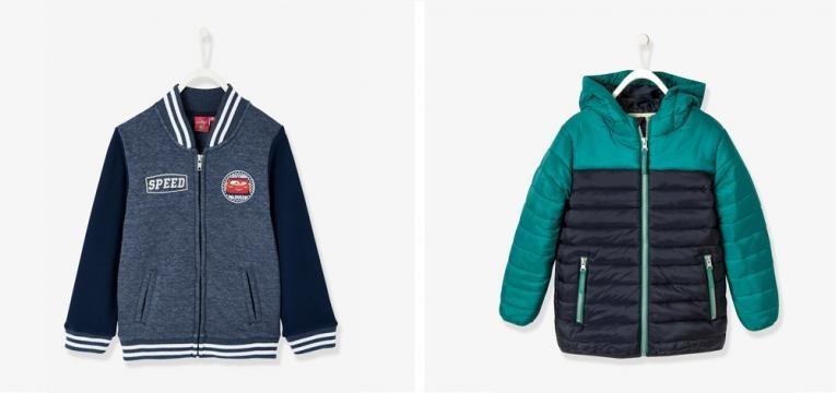 casacos menino