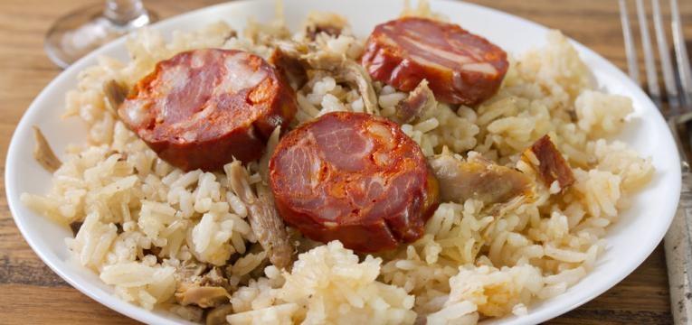 receitas com pato e arroz de pato