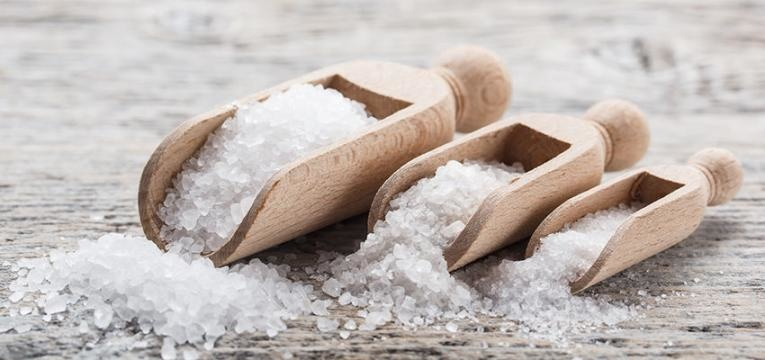 uso de sal