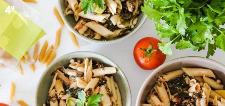 massada de vegetais com requeijao 4 passo