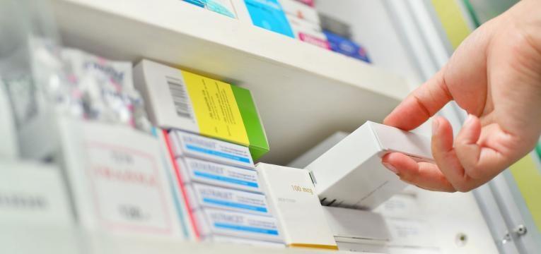 antibioticos em caixa