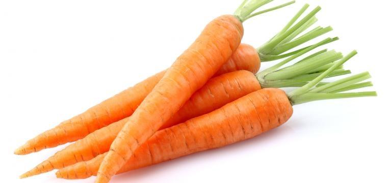 alimentos que reduzem o risco de cancro e cenouras
