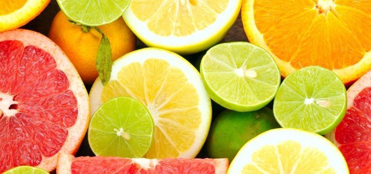 citrinos variados
