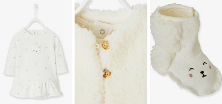 conjunto vestido branco