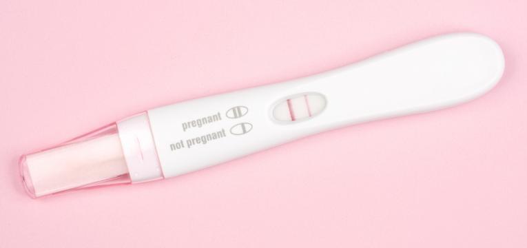 testes de gravidez