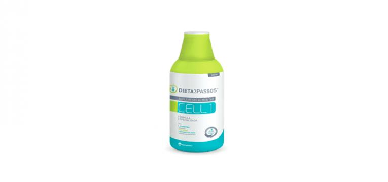 CELL1 produtos da dieta 3 passos