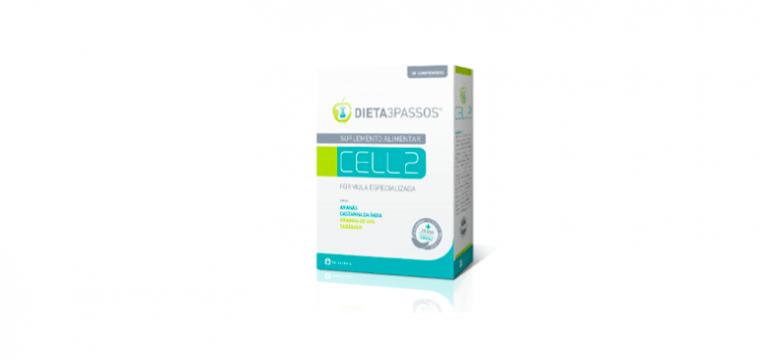 cell2 produtos da dieta 3 passos