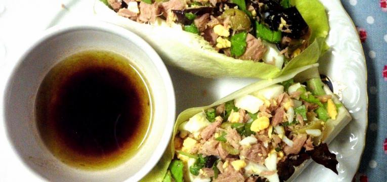 endívias recheadas com atum e azeitonas e dieta 3 passos receitas