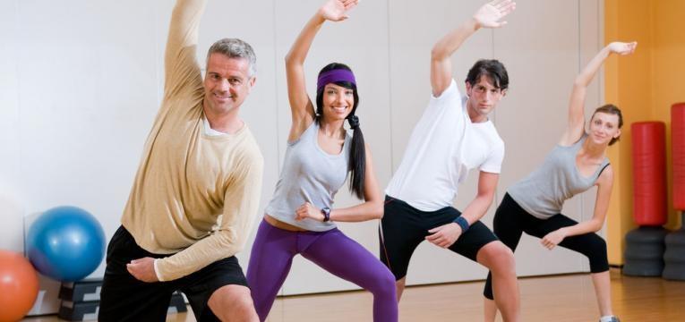exercicios aerobicos
