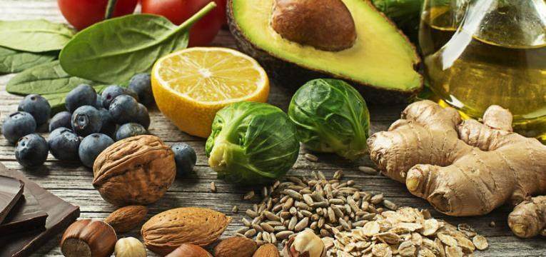 alimentos saudaveis para o cerebro