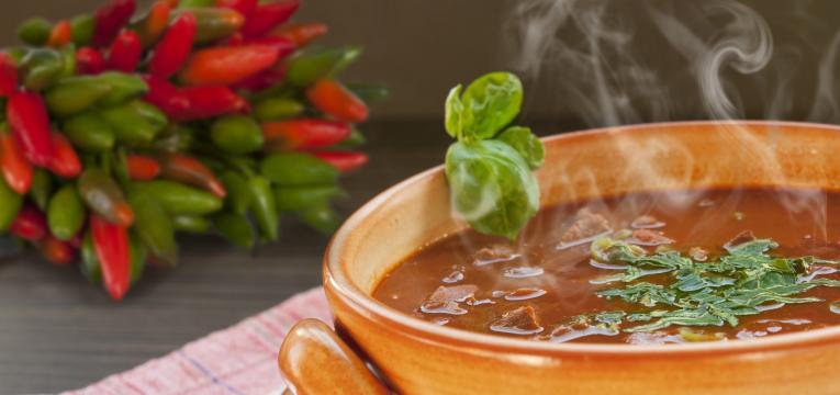 alimentos quentes como alimentos que não devem ser congelados