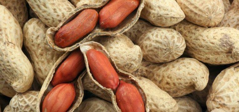 amendoins sem casca