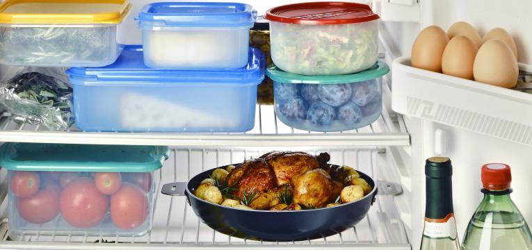 armazenamento no frigorifico de alimentos e cuidados alimentares na quimioterapia