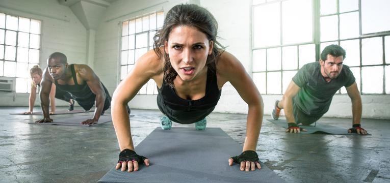 exercicio de alta intensidade