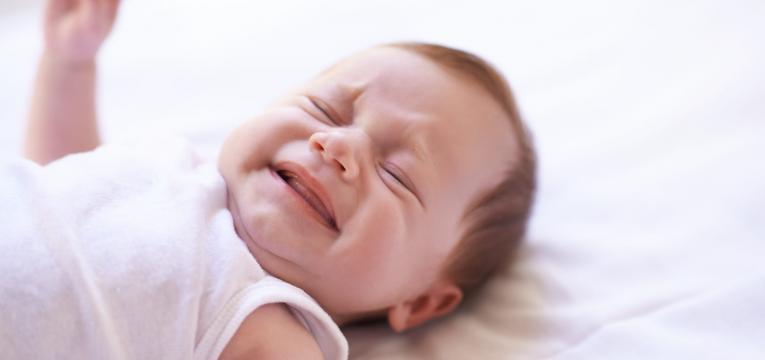 motivos para o choro do bebe