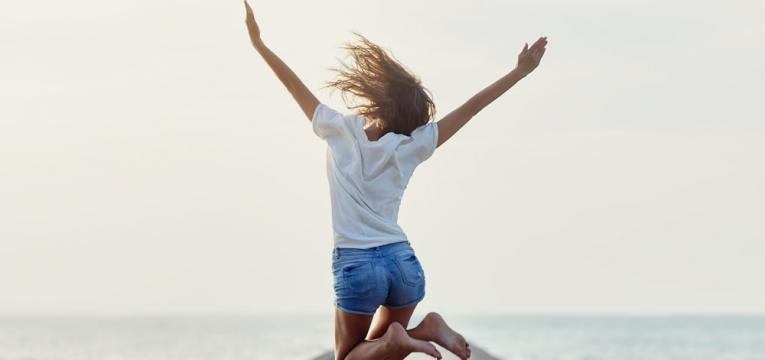 energia e pensamento positivo
