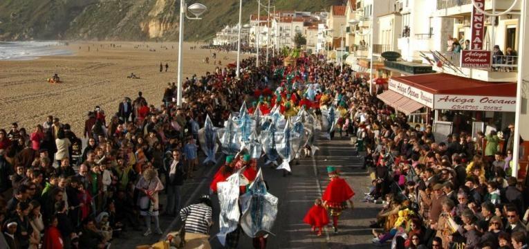 Carnaval na Nazare