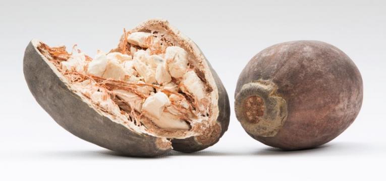 composição nutricional Baobab