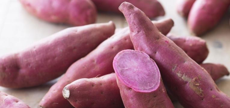 batata doce e alimentos que aumentam o rendimento físico