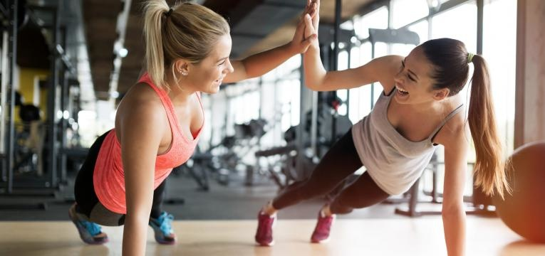 perder peso e fazer exercicio fisico