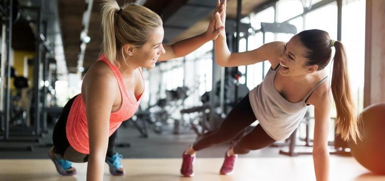 retomar a rotina de exercicio fisico