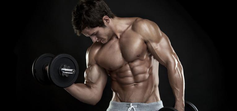 aumento da massa muscular e arginina