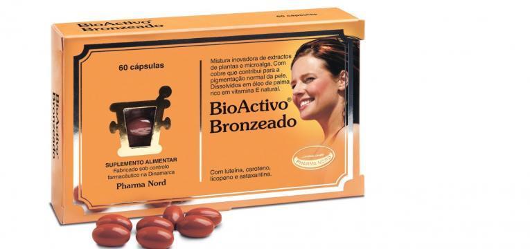bioactivo bronzeado