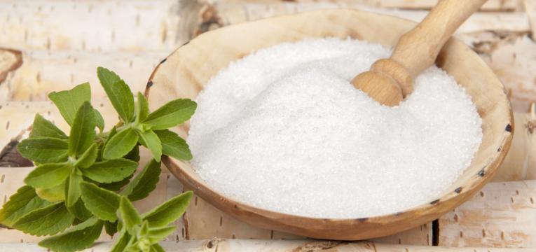 xilitol e xaropes substitutos de açúcar
