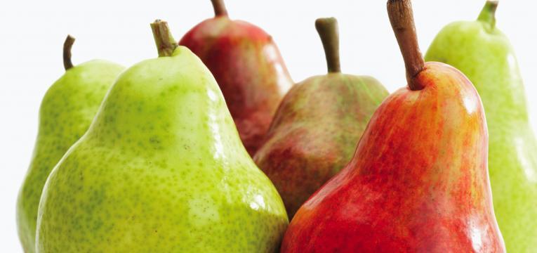 pêra e quando introduzir fruta na alimentação do bebé