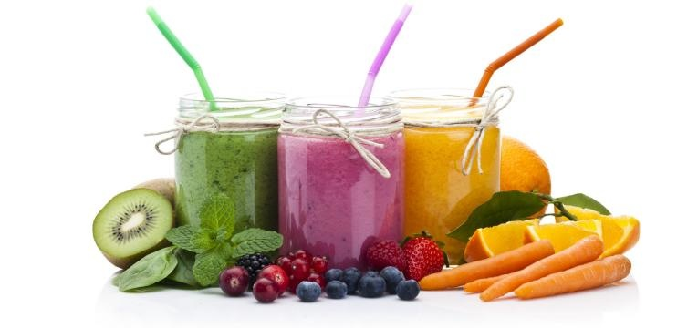 sumos de fruta natural