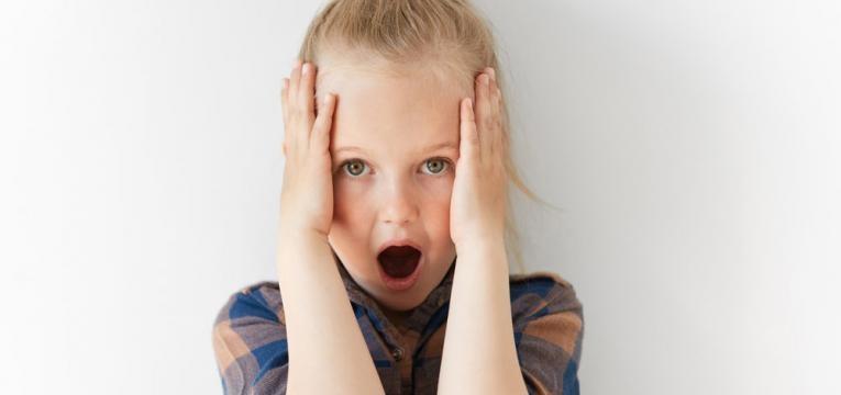medos em idade escolar e pre escolar