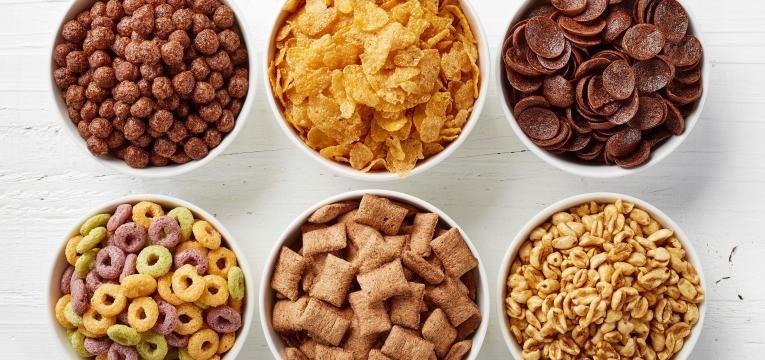 Alimentos com elevado teor de acucar