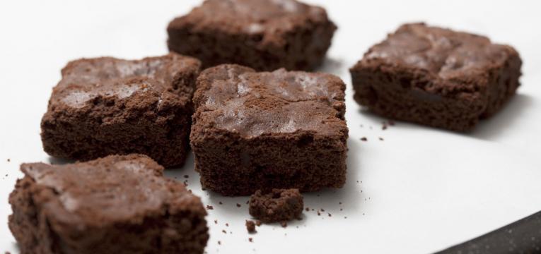 brownies de batata-doce na bimby
