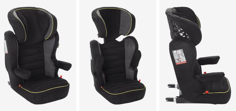 cadeira auto 2 3