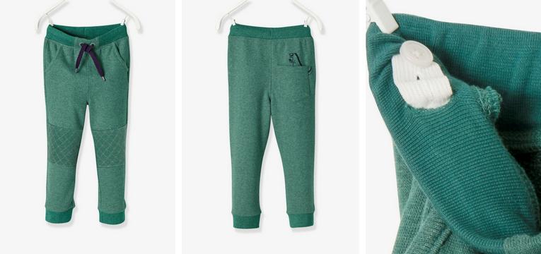 calcas verdes