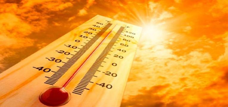 calor e pés inchados