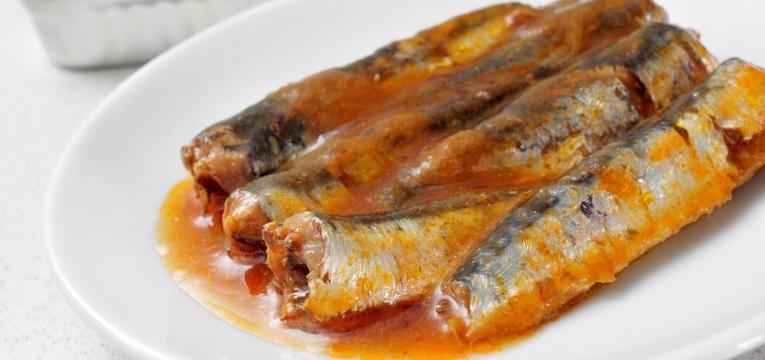 Escabeche de sardinha