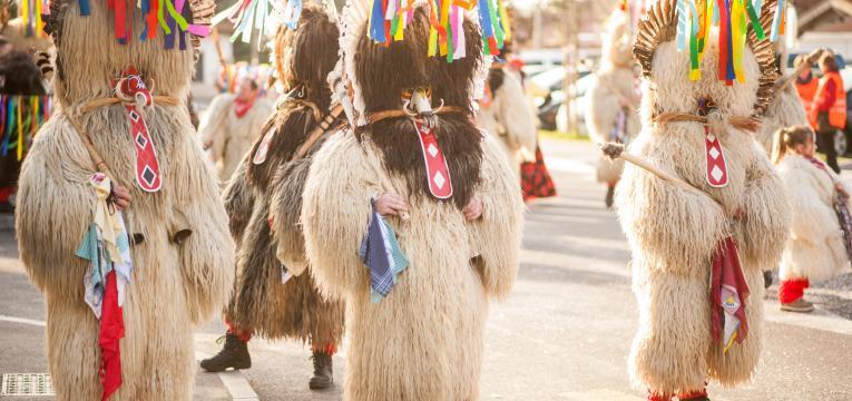 carnaval na eslovénia