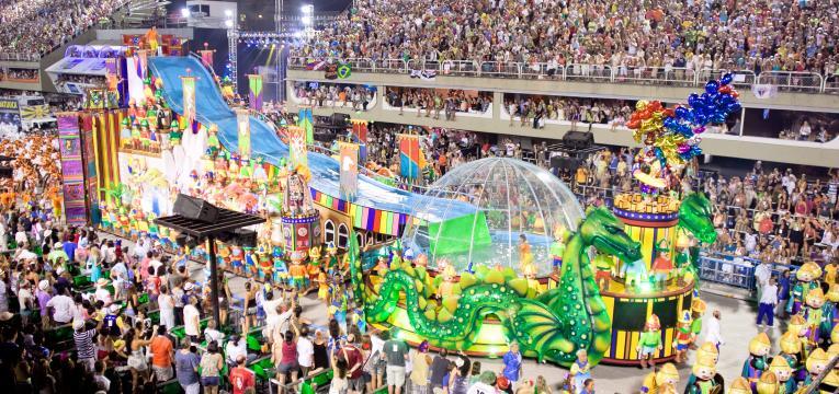 Rio de janheiro cidades do carnaval