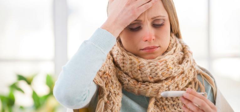 transmissao e sintomas da gripe