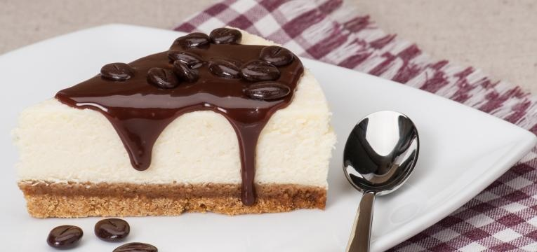 Cheesecake na Bimby sabor a chocolate